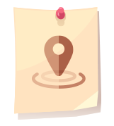 address map icon