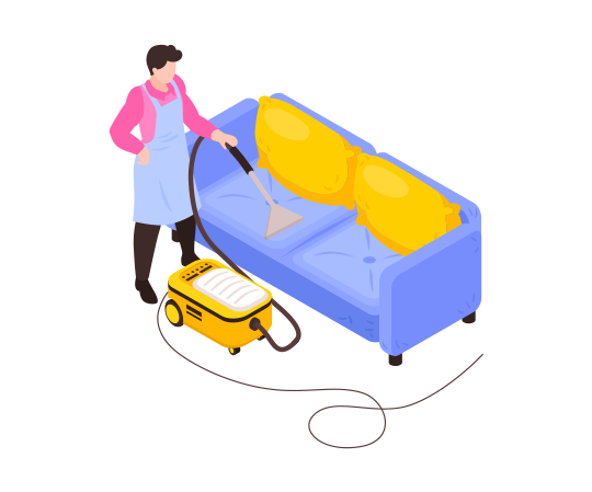 general cleaning for furniture