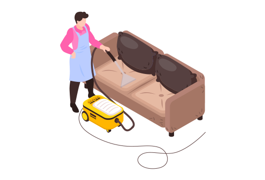 Expert Sofa cleaners - Ryan Carpet Cleaning