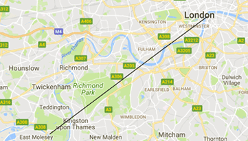 South London Area - Ryan Carpet Cleaning